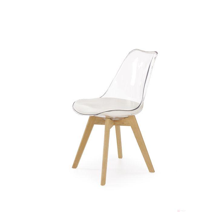 Krzesło K-246 Halmar (Transparentny)