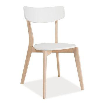 Krzesło TIBI Signal białe