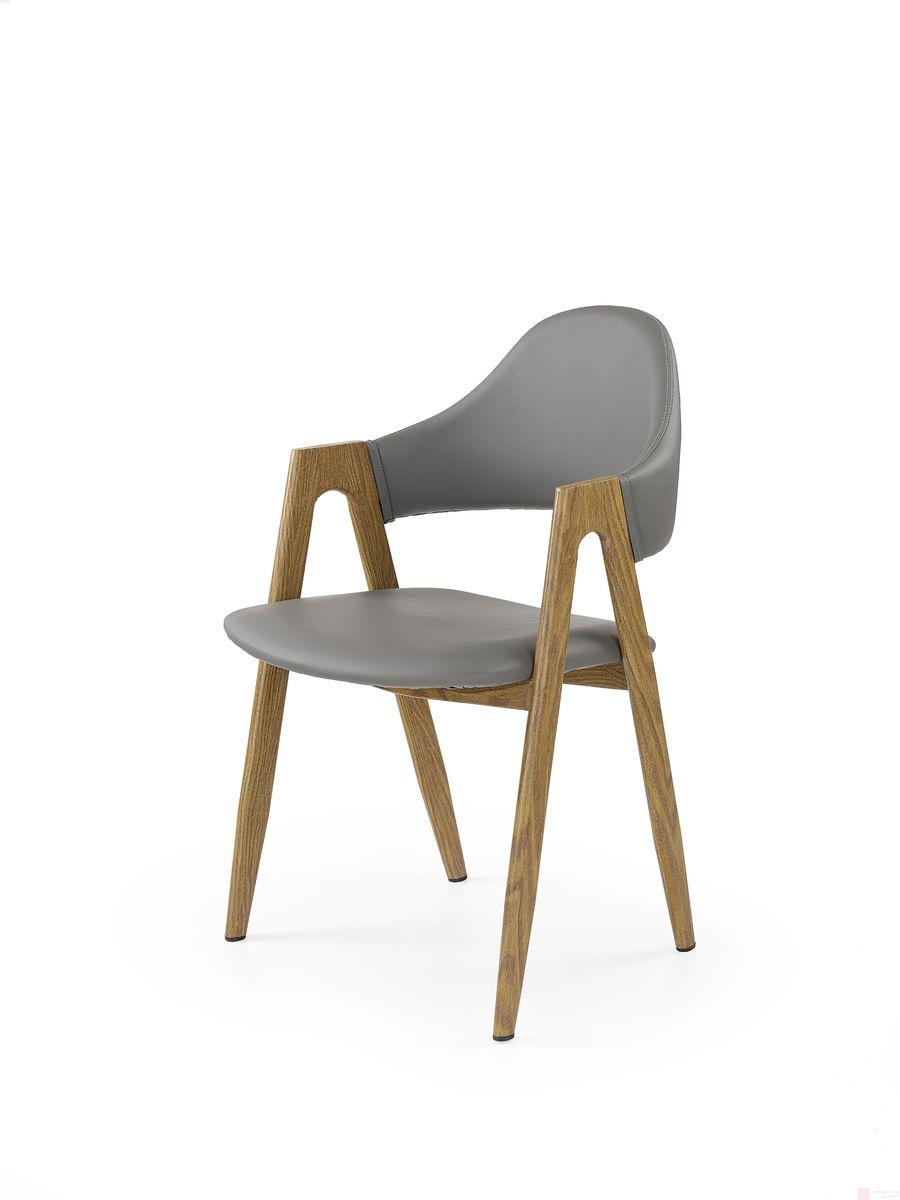 Krzesło K-247 Halmar (Popiel)