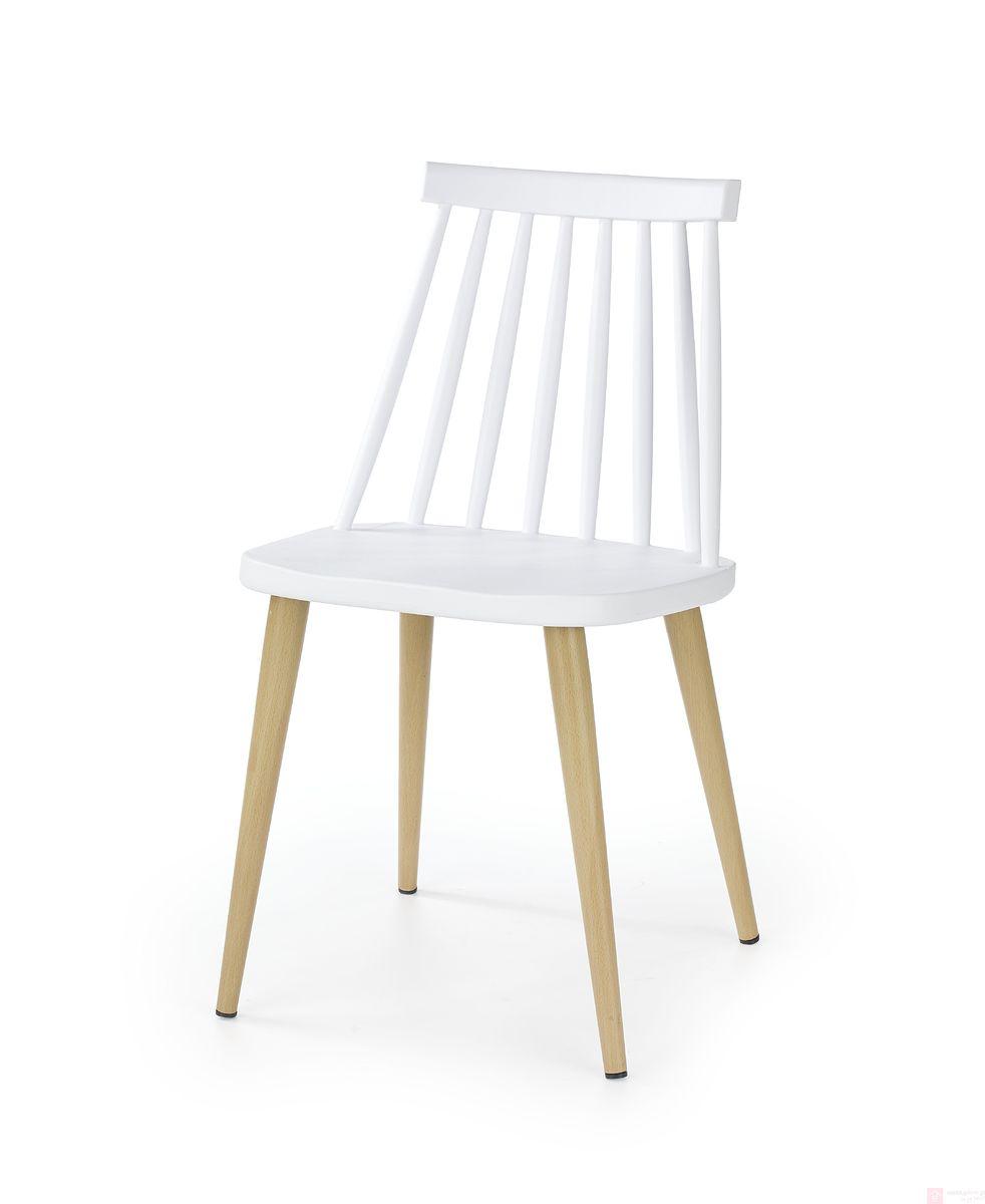 Krzesło K-248 Halmar (Biały)