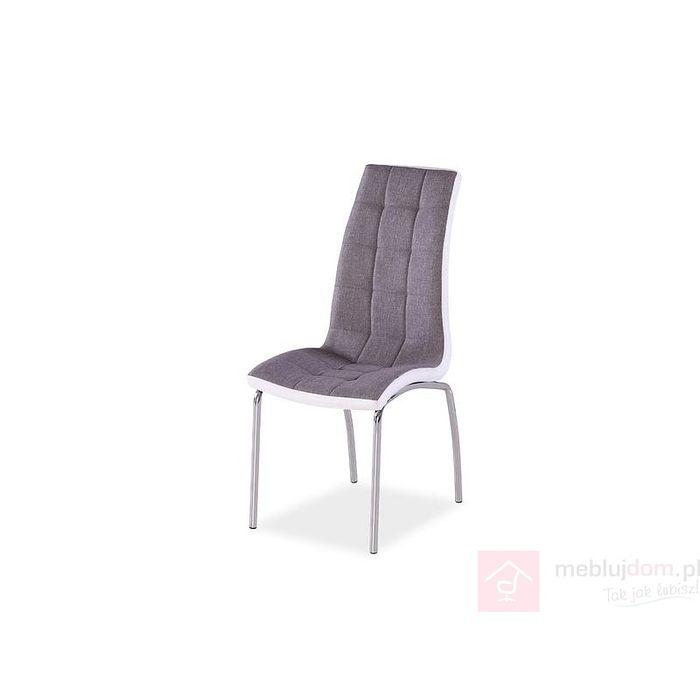 Krzesło H-104 Signal szare