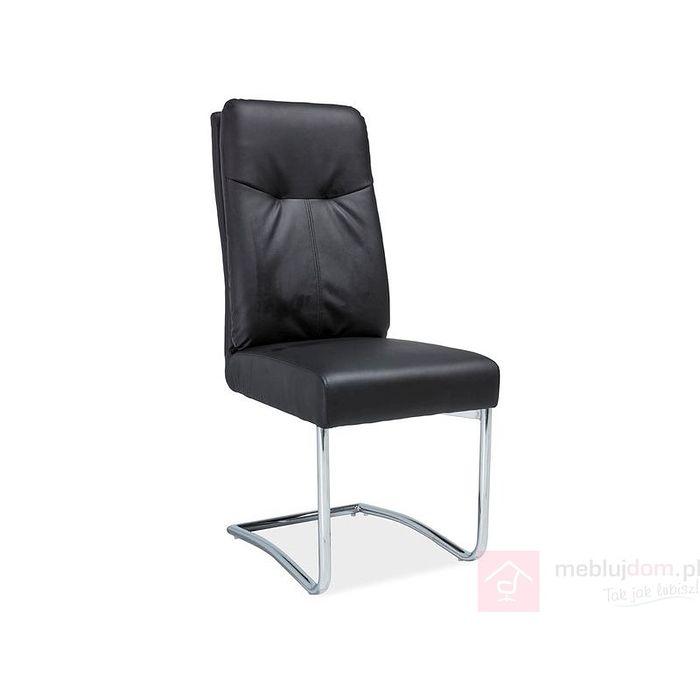 Krzesło H-340 Signal czarne