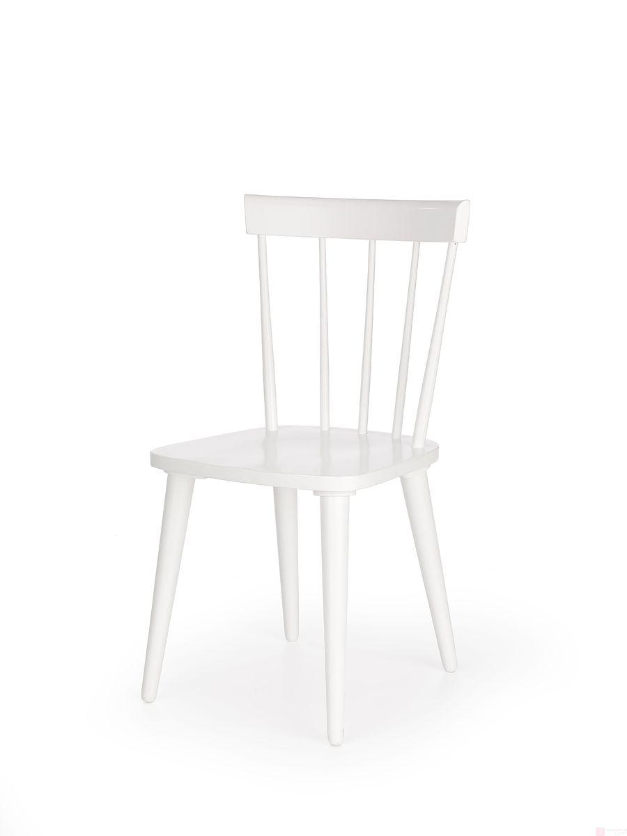 Krzesło BARKLEY Halmar (Biały) tył