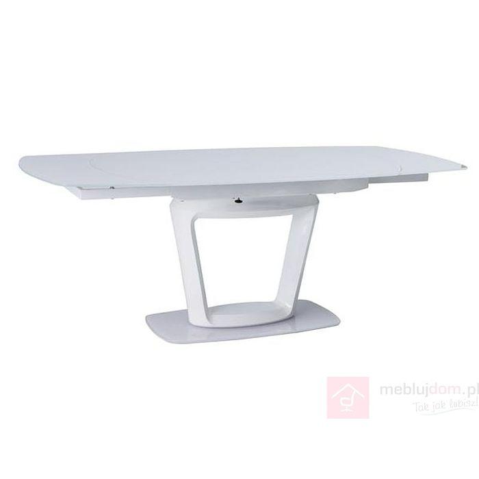 Stół rozkładany CLAUDIO Signal biały lakier