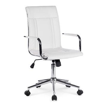 Fotel obrotowy PORTO 2 Halmar biały