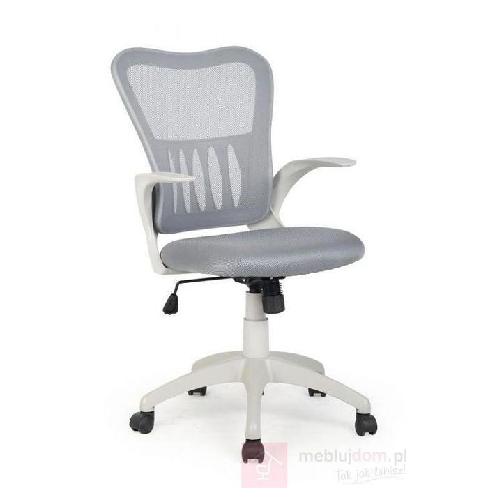Fotel obrotowy GRIFFIN Halmar Popielaty