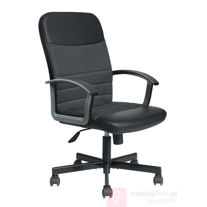 Fotel obrotowy NABIS Halmar Czarny