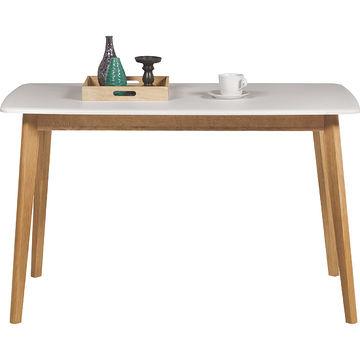 Stół NORDIC ND-12 (Dąb + biały)