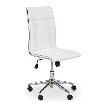 Fotel obrotowy PORTO Halmar Biały