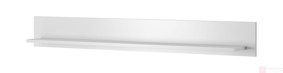 Półka wisząca TOLEDO 01 (Biały)