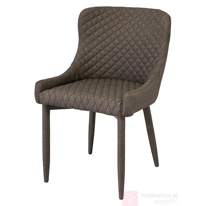 Krzesło CHICAGO brązowe