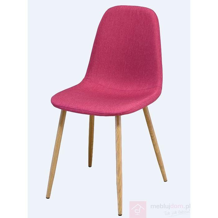 Krzesło WINDY różowe