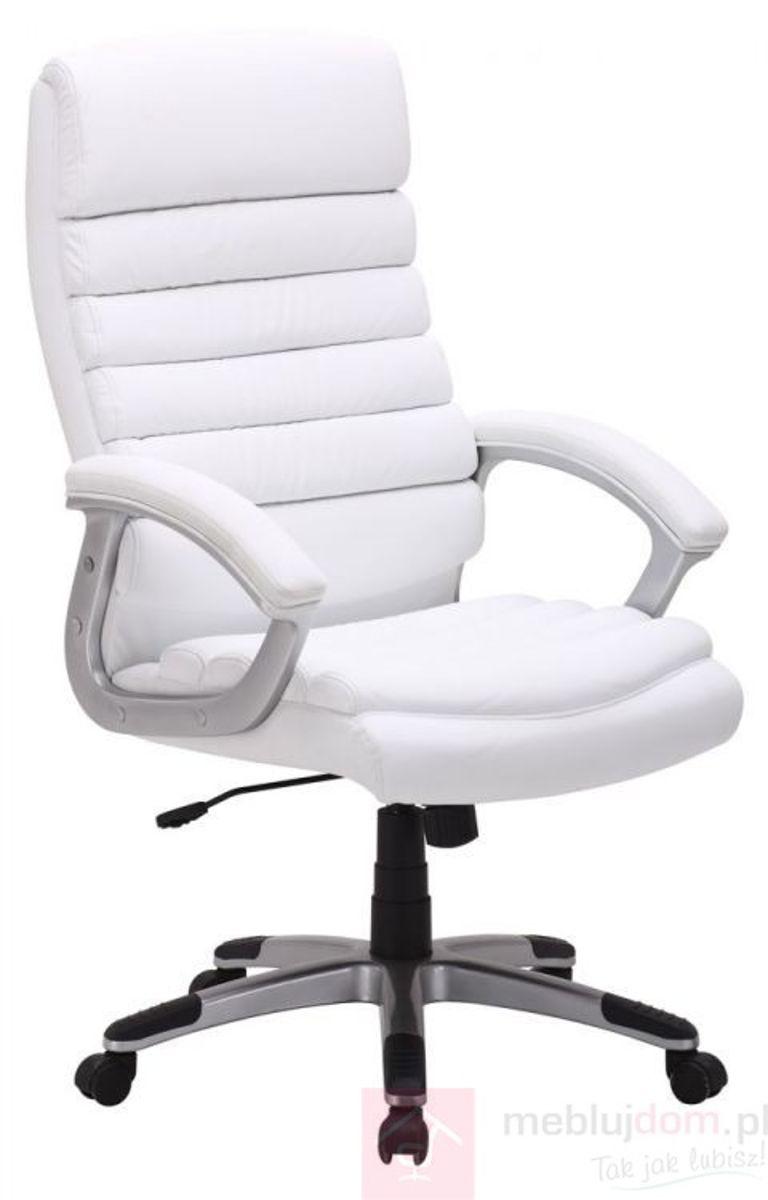Fotel obrotowy Q-087 Signal Biały