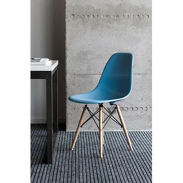 Krzesło AC-016W jasnoniebieskie