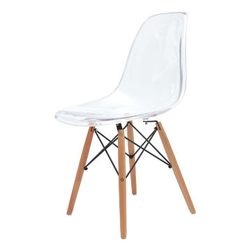 Krzesło AC-0116W przezroczyste
