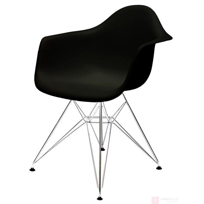 Krzesło AC-018 czarne