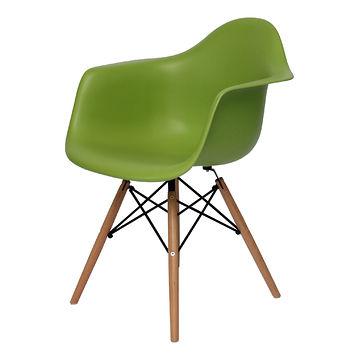 Krzesło AC-018W zielone