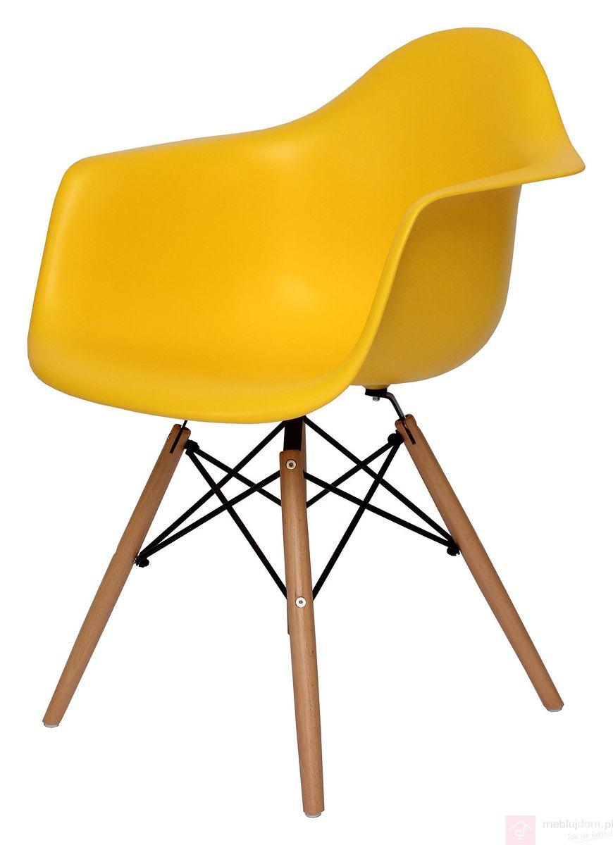 Krzesło MONDI Signal tworzywo PP (trzy kolory) MeblujDom.pl