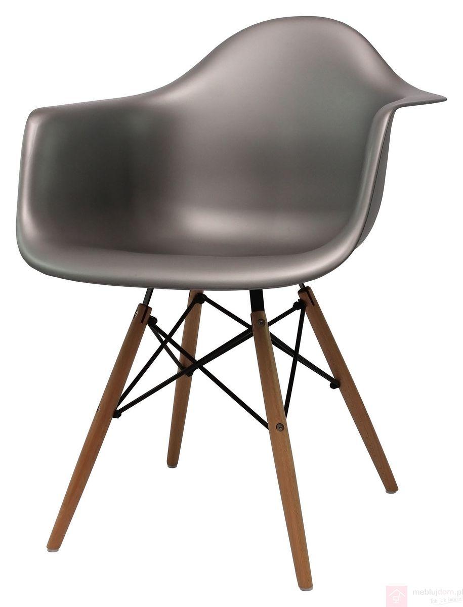 Krzesło AC-018W szare