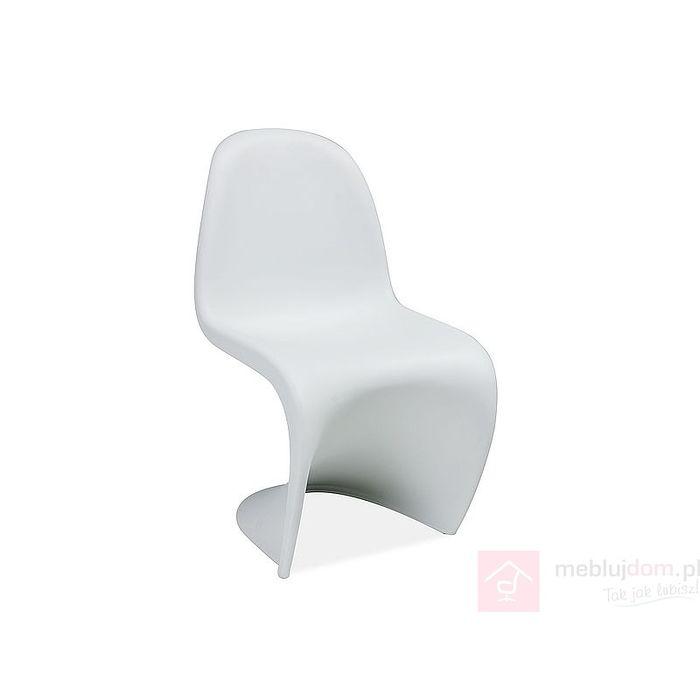 Krzesło LUCAS Signal białe