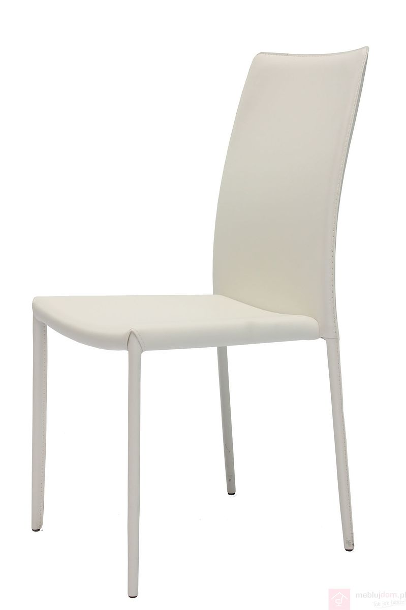 Krzesło AF-0897ADC białe