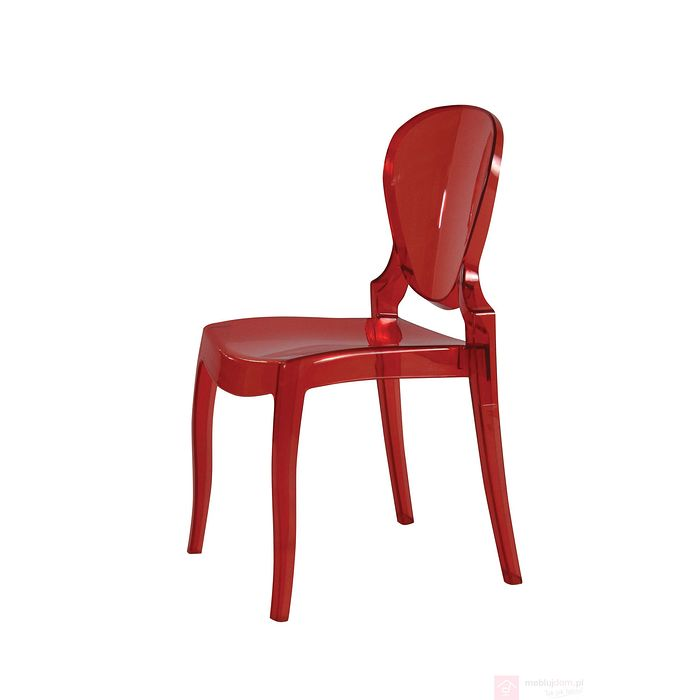 Krzesło AC-109 czerwone