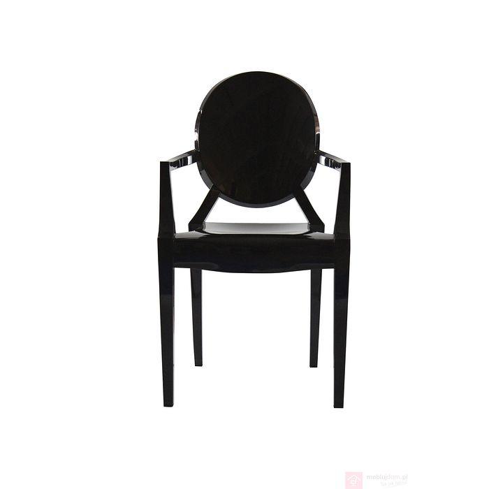 Krzesło AC-099 czarne