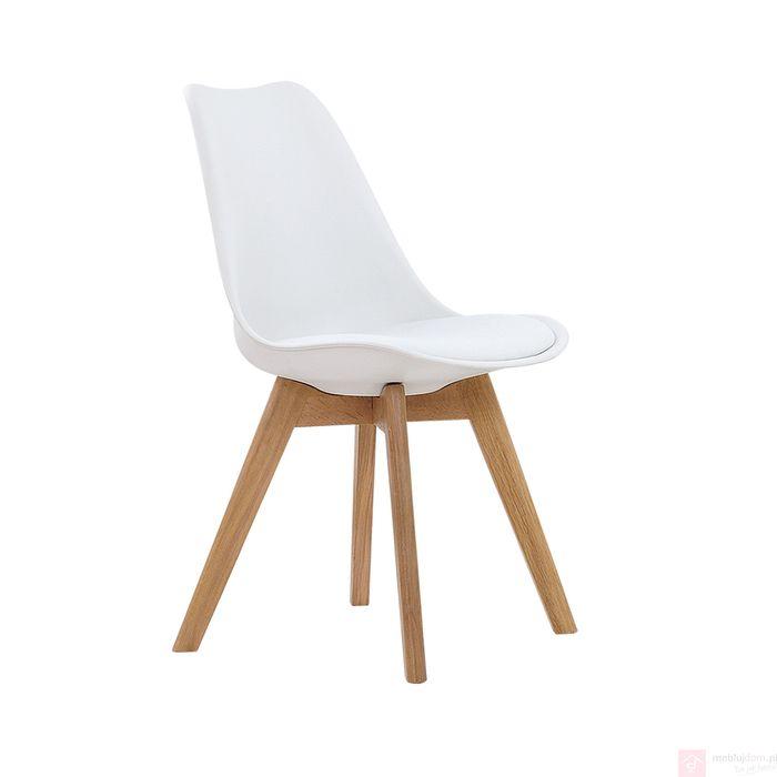 Krzesło MEET M8 białe