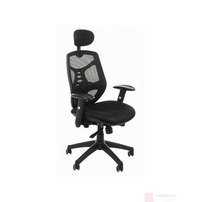 Fotel SPECTRUM HB Sitplus czarny