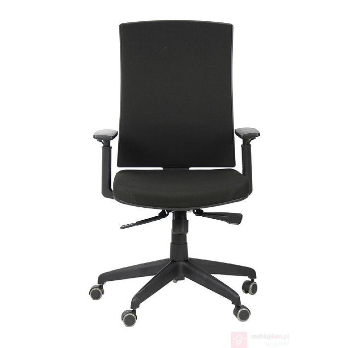 Fotel PROFIT B Sitplus czarny front