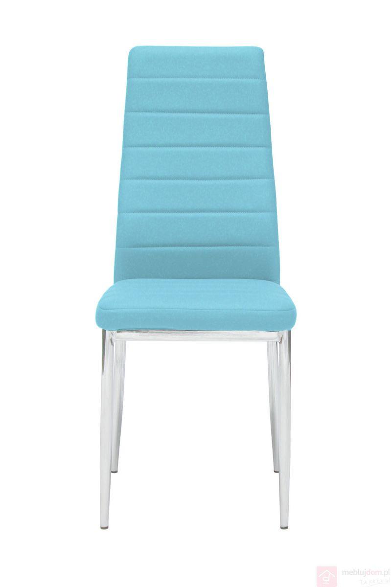 Krzesło AC2-001 niebieskie