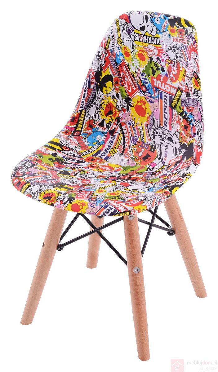 Krzesło AC-0117W