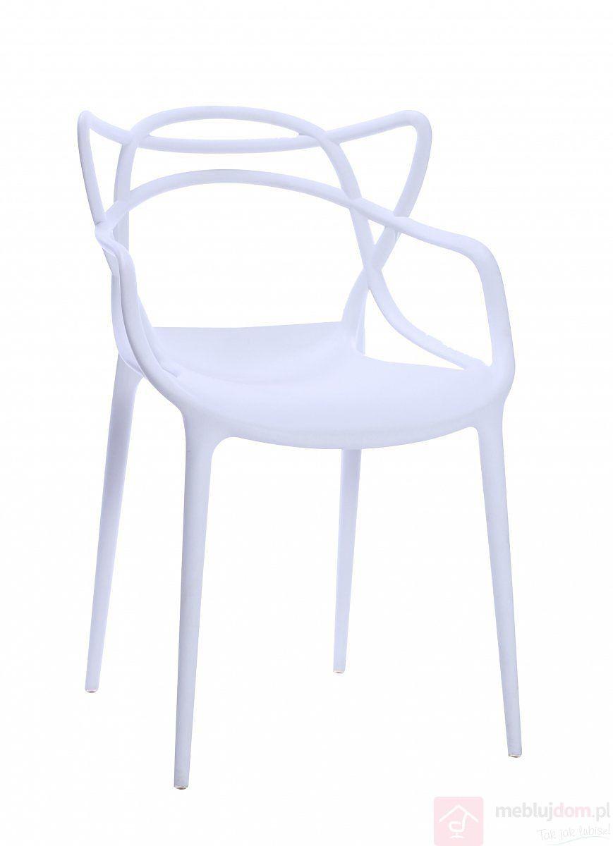 Krzesło TOBY biały
