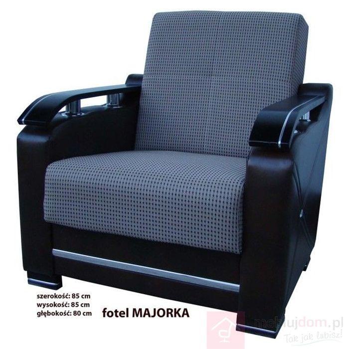 Fotel tapicerowany ROZELIA