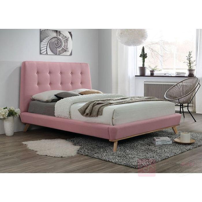 Łóżko DONA Signal (Różowy)