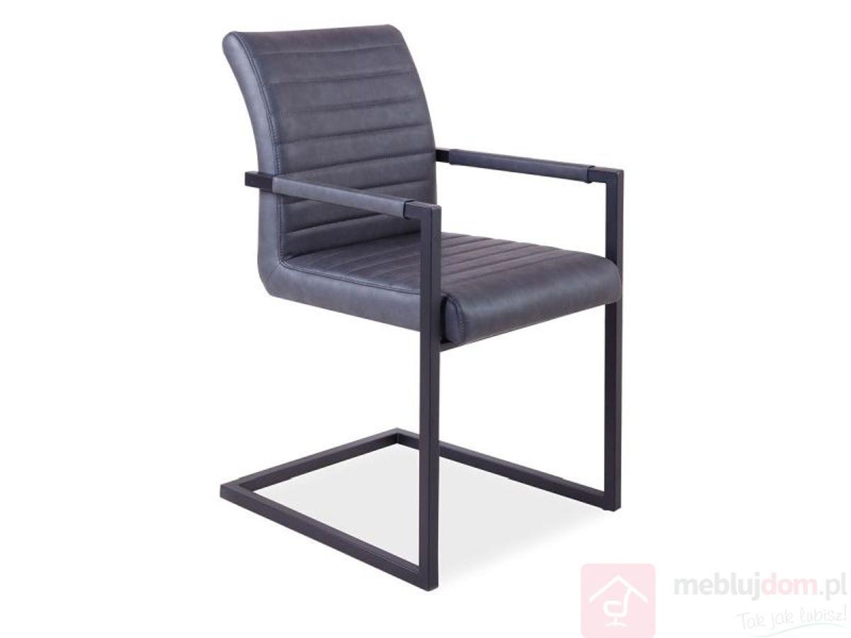 Krzesło SOLID Signal Brązowy