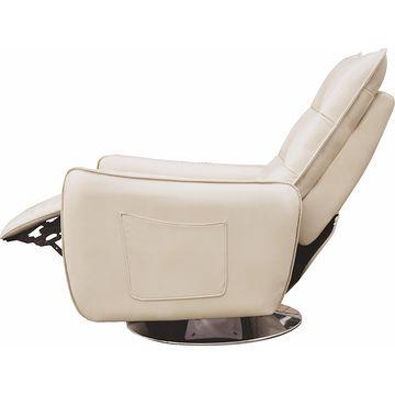 Fotel rozkładany ROYAL Halmar beżowy