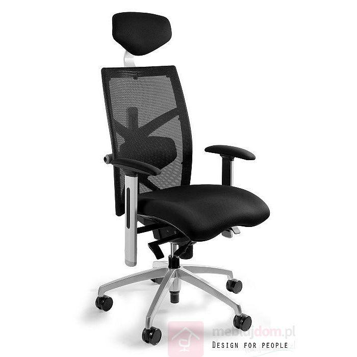 Fotel EXACT Unique czarny