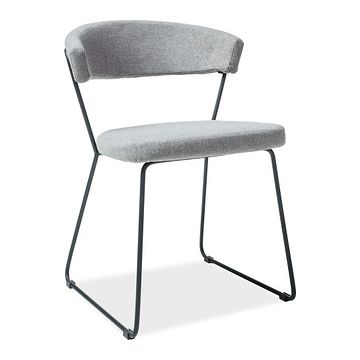 Krzesło Helix szare