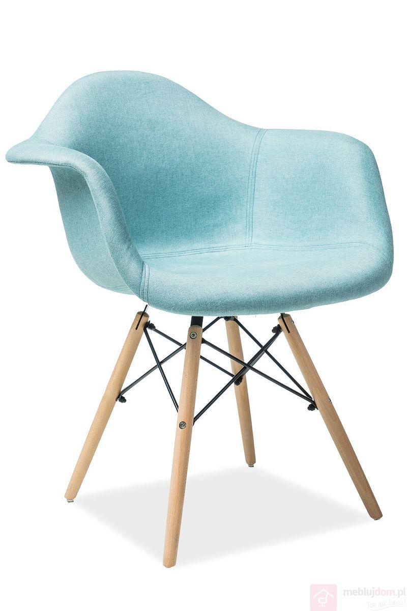 Krzesło BONO Signal Miętowy