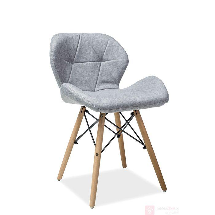 Krzesło MATIAS  II Signal szary