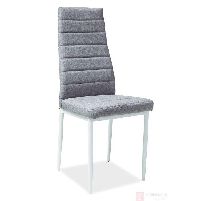 Krzesło H-266 Signal Szary