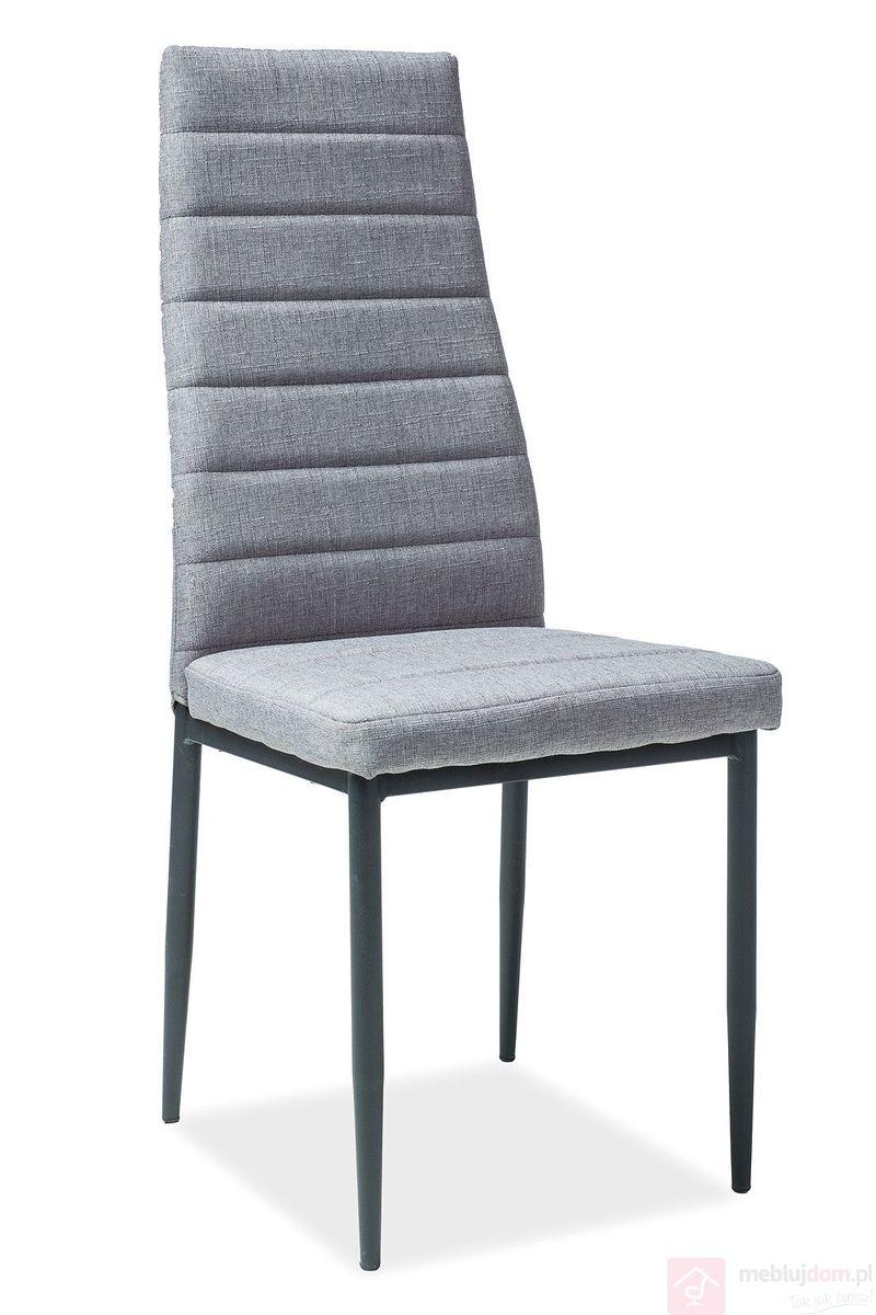 Krzesło H-266 Signal Szare