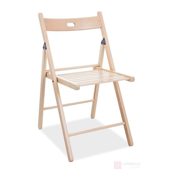 Krzesło SMART Signal naturalny