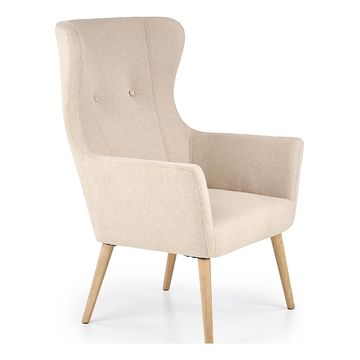 Fotel COTTO Halmar (Beżowy)