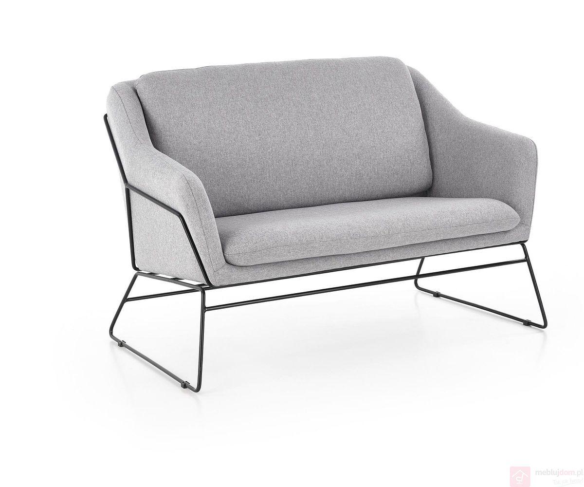 Fotel SOFT 2 XL Halmar (Jasny popiel)