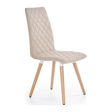 Krzesło K-282 Halmar beżowe