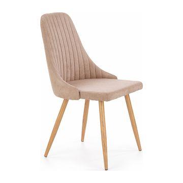 Krzesło K-285 Halmar beżowe