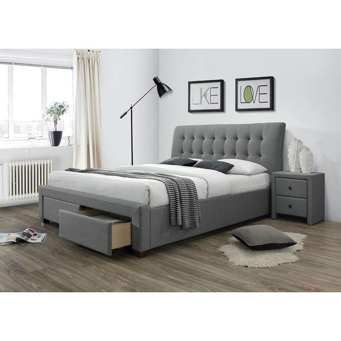 Łóżko PERCY Halmar