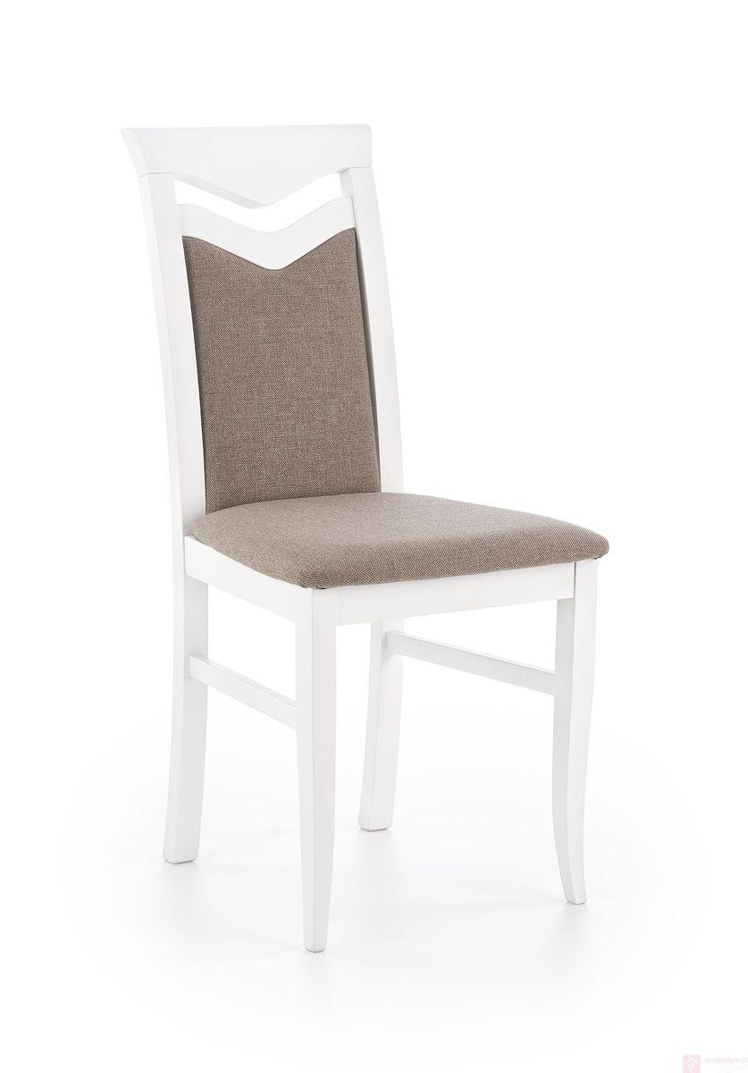 Krzesło CITRONE Halmar białe
